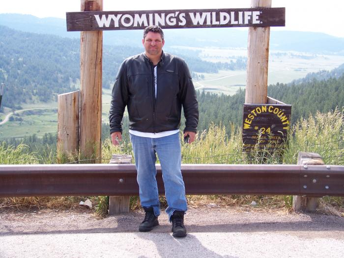 Wyoming Wildlife - I could not resist