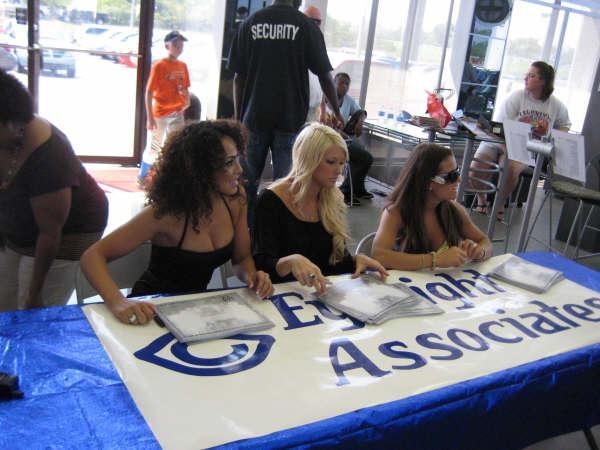 Autograph anyone?