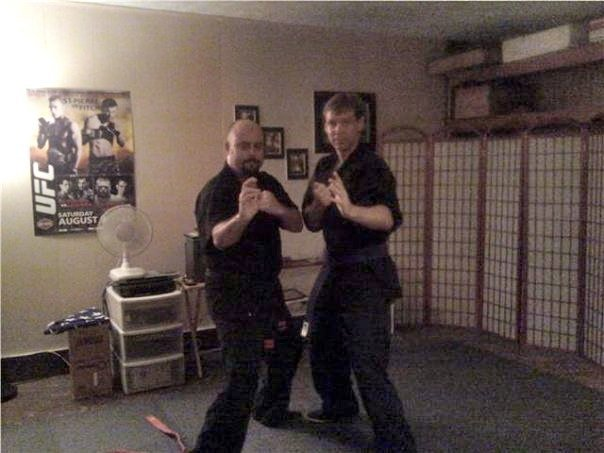 The typical kenpo-after-test-pose