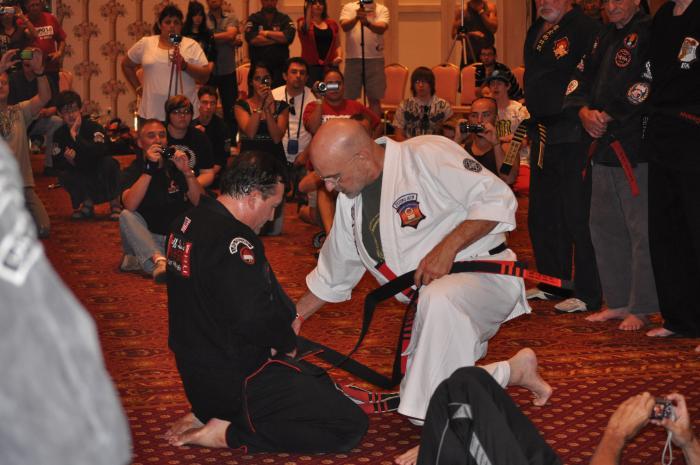 Belt Ceremony Speakman 19