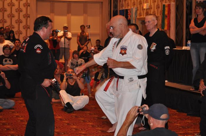 Belt Ceremony Speakman 24