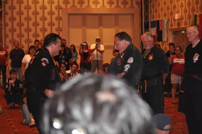 Belt Ceremony Speakman 27