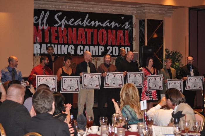 Awards Banquet 16