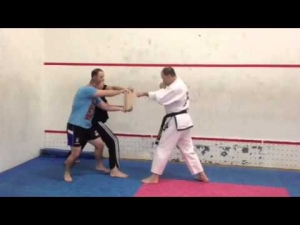 3 boards Reverse Punch