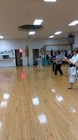 Videos Of Students At The Shorin Ryu Karate School